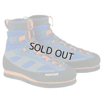 Photo1: Custom Ordered Item #0289 Mont-bell Sawer Trekker 29cm & Sawer Shoes 29cm