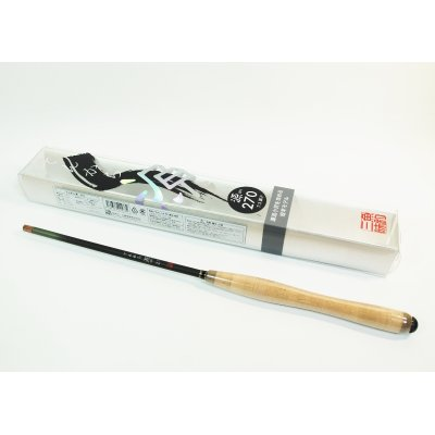 "Photo1: Shimotsuke Tenkara Gen ""Short Tenkara Rod"""