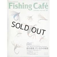 Custom Ordered Item #0322 Fishing Cafe Autumn 2017 Vol.57